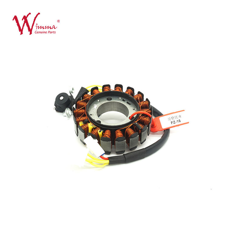 FZ 16 Model Aftermarket Magneto Stator Coil For Motorcycle / Scooter Supplier