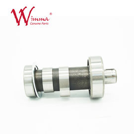 China HRC 50 - 55 Custom Made Iron DISCOVER-135 Model Motorcycle Camshaft factory