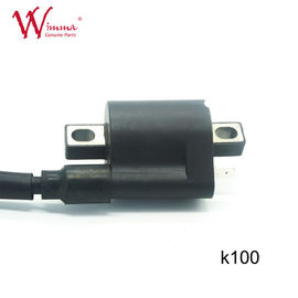 China High Durability Plastic Motorcycle Spare Parts Black Color Motorcycle Ignition Coil Supplier factory