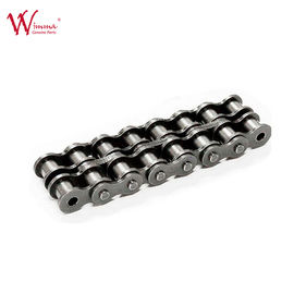 China Grade A Aftermarket Motorcycle Sprocket Chain / Motorcycle Drive Chain factory